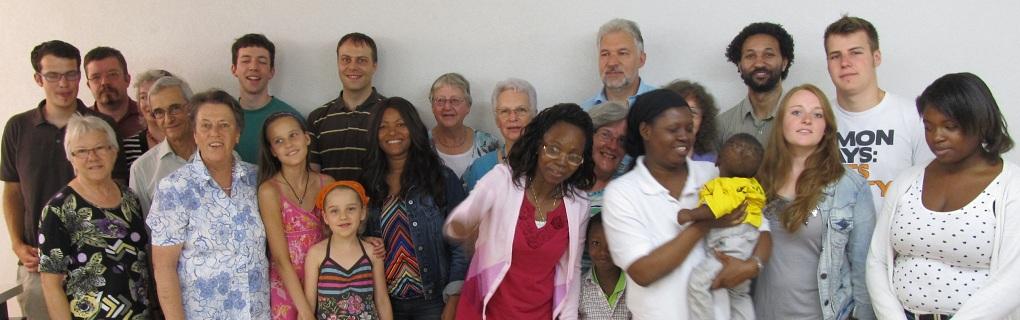 Gruppenbild Gemeinde